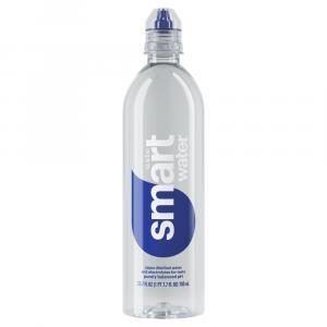 Glaceau Smart Water Sport Bottle With Cap