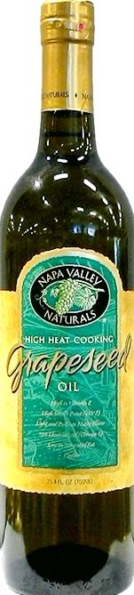 Napa Valley Grapeseed Oil