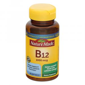 Nature Made B-12 1000mcg Vitamin