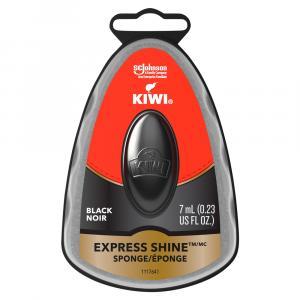 Kiwi Black Express Sponge