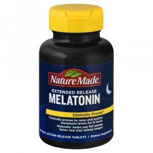 Nature Made Melatonin Extended Release