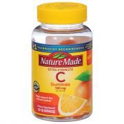 Nature Made Vitamin C Extra Strength 500 mg Gummies