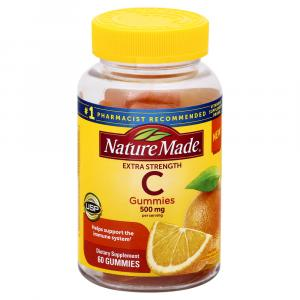 Nature Made Vitamin C Extra Strength 500 mg Gummies