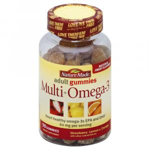 Nature Made Multi & Omega-3 Gummies