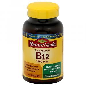 Nature Made Vitamin B-12 1000MCG