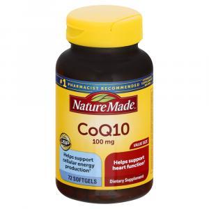Nature Made CoQ10 100mg