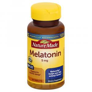 Nature Made Melatonin 5mg
