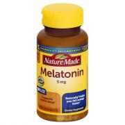 Nature Made Melatonin 5mg Bonus