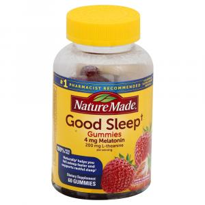 Nature Made Good Sleep Adult Gummies