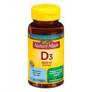 Nature Made Vitamin D