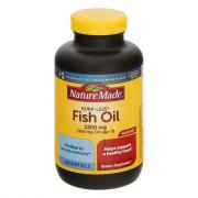 Nature Made Burp-Less Fish Oil 1200 MG
