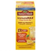 Nature Made Immune Max Fizzy Drink Mix