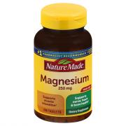 Nature Made Magnesium 250mg