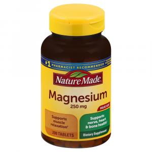 Nature Made Magnesium 250mg