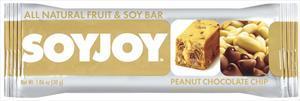 Soyjoy Peanut Chocolate Chip Bar