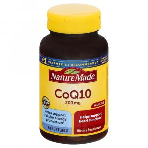 Nature Made CoQ10 200mg
