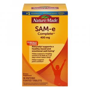 Nature Made Sam-e Complete 400 mg Tablets