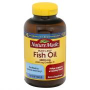 Nature Made Burp-Less Fish Oil 1000 MG