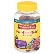 Nature Made Hair Skin Nails Gummies