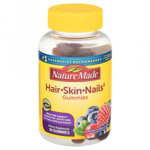 Nature Made Hair Skin Nails Gummies