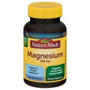 Nature Made Magnesium 250 MG