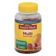 Nature Made Adult Gummies Multi Vitamin