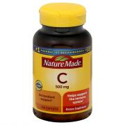Nature Made Vitamin C 500mg
