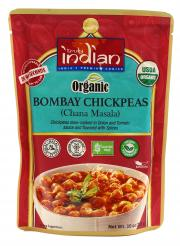 Truly Indian Organic Bombay Chickpeas