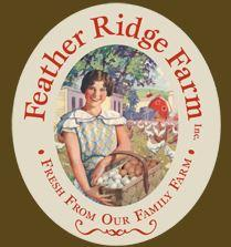 Feather Ridge Farm Free Running Jumbo Brown Eggs