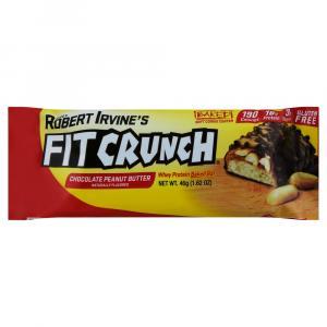 Fit Crunch Chocolate Peanut Butter Bar