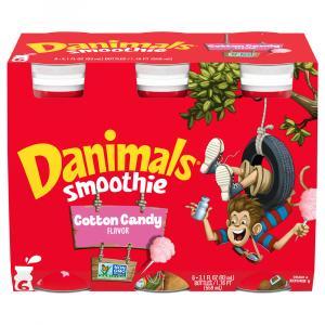 Dannon Danimals Cotton Candy Smoothie