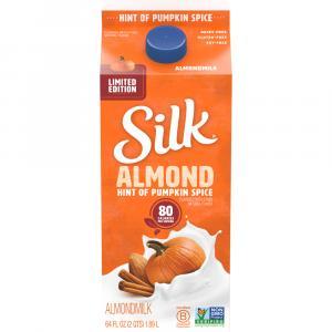 Silk Almondmilk Pumpkin Spice