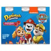 Dannon Danimals Ruff-Ruff Raspberry Smoothies