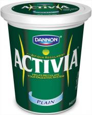 Activia Plain Lowfat Yogurt