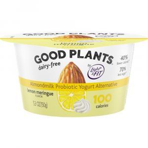 Dannon Good Plants Single Serve Lemon Meringue Yogurt