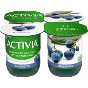 Dannon Activia Blueberry Yogurt