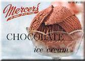 Mercer's Chocolate Ice Cream