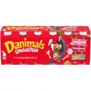 Dannon Danimal Smoothie Cotton Candy/Strawberry Flavor