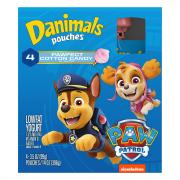 Dannon Danimals Squeeze Cotton Candy Pouch