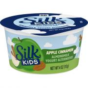 Silk Kids Apple Cinnamon Almondmilk Yogurt Alternative