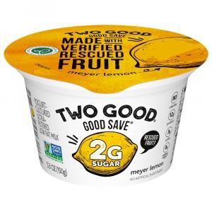Two Good Meyer Lemon Greek Yogurt