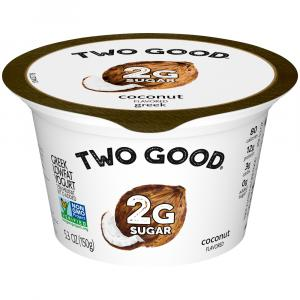 Two Good Coconut Greek Yogurt
