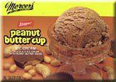 Mercer's Peanut Butter Cup Ice Cream