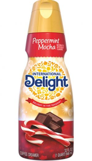 International Delight Iced Coffee Frosted Peppermint Mocha