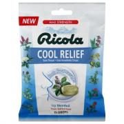 Ricola Cool Relief Icy Menthol Throat Drops