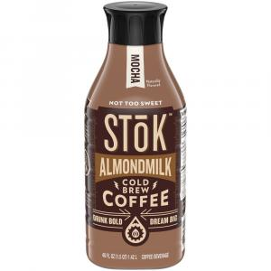 Stok Cold Brew Coffee Almond Milk