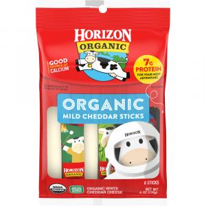 Horizon Organic Mild Cheddar Sticks