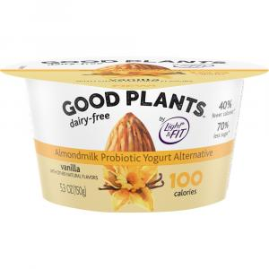 Dannon Good Plants Single Serve Vanilla Yogurt
