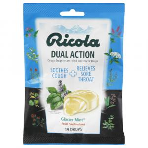 Ricola Extra Strength Glacier Mint