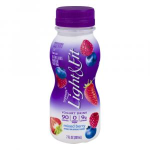 Dannon Light & Fit Mixed Berry Drink